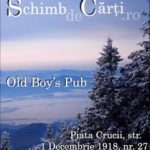 Schimb de carti (din nou) la Old Boy's Pub