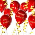 La mulţi ani, blogule !
