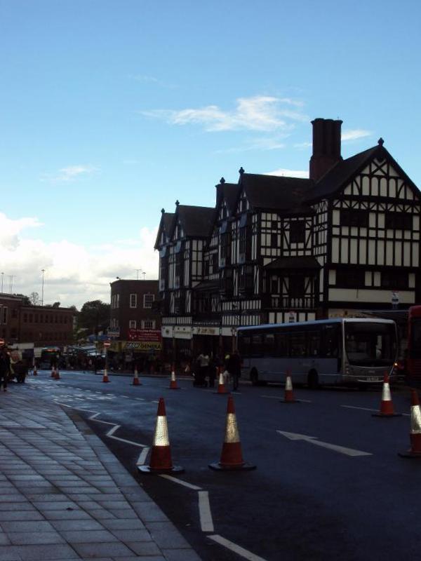 Anglia, orasul Coventry