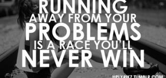 Oamenii care fug