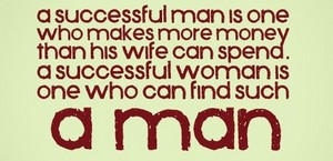 Tot soțul cu bani e soluția