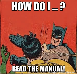 batman-manual