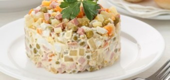 Salată (de) boeuf făcută rapid