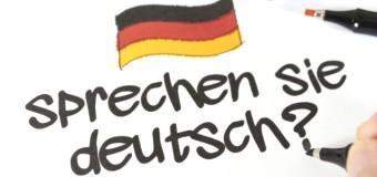 Cum stă treaba cu limba germană