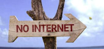 O soluție în ciuda lipsei internetului