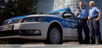 Ada față-n față cu poliția
