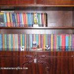 Mini biblioteca mea