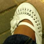 Sa-mi bag picioarele… in poza