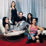 LA ink – expozitie de tatuaje si piercinguri
