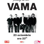 Concurs – concert Vama in The Note