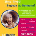 Școala de vară Berlitz – cursuri de limbi străine