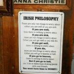 Filosofie irlandeza