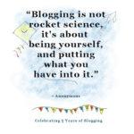 Reţeta succesului în blogging