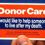 Sunt donator de organe