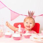 Prima petrecere de ziua ei